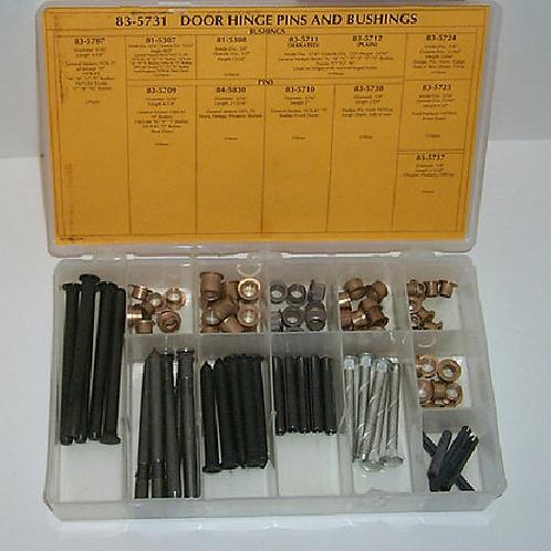 Door Pin & Bushing Kit 85 Pieces # 83-5731CT