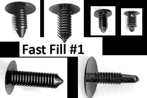 Fast Fill Pack #1 X-mas Tree Clips Total pcs. 150