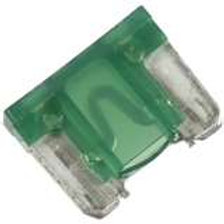 Low profile (mini) Fuses 10 pcs.