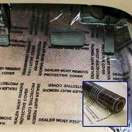 "Carpet Protection Film 24"" x200'   #1310-IT"