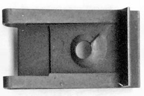 """#8 Wide Range """"U"""" Nut-Long #2021T GM #9433155 (Starting at 50/box)"""