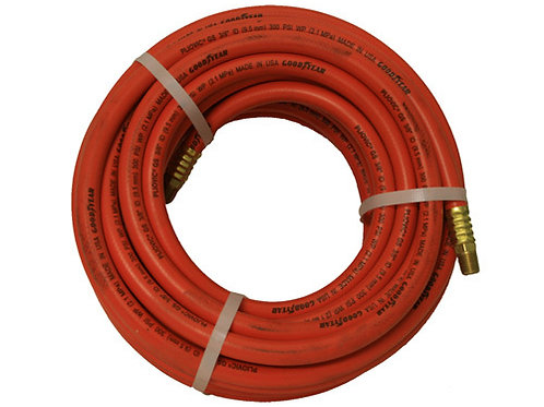 "Air Hose, Frontier Rubber, 3/8"" Hose"