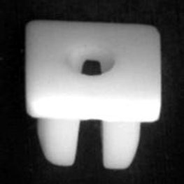 12mm Wide Screw Grommet #2164T