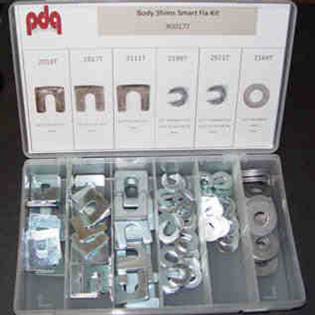 Body Shims-135 pcs. #0017T