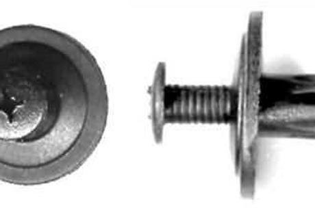 "1/4"" (6mm) Vent Panel Rivet #2189T  Honda #90668-SB0-003 (Starting at 25/box)"