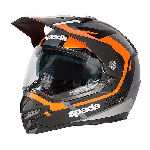 Spada Intrepid Beam Black/Orange/White