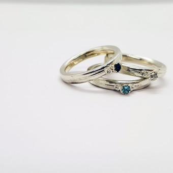 Rebecca Oldfield 3 Point Chaotic Cluster Rings