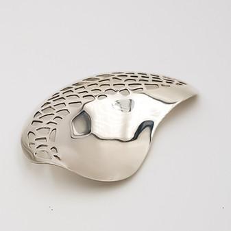 Rebecca Oldfield Pierced Caddy Spoon