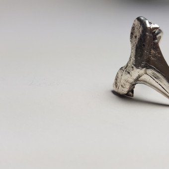 Rebecca Oldfield Shark Tooth Ring