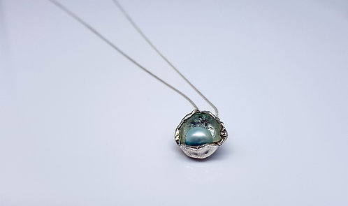 water cast, pearl jewellery, perfectly imperfect, mix and match, cardiff, silversmith, cardiff jeweller, silversmiths cardiff