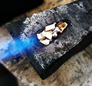 Rebecca Oldfield 9ct Gold Metallurgy