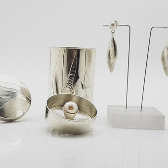Rebecca Oldfield Brooch Box Components