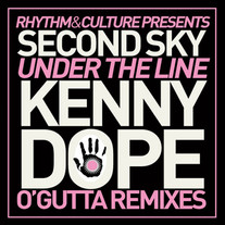 SECOND SKY - UNDER THE LINE (KENNY DOPE REMIX)
