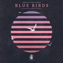 RISE ASHEN FEAT AMMOYE - BLUE BIRDS (THOMAS BLONDET REMIX)