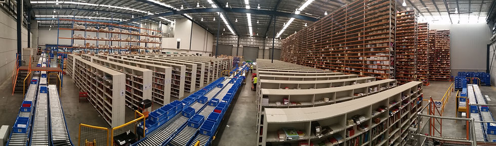 Panoramic shot of Distribution Centre.jp