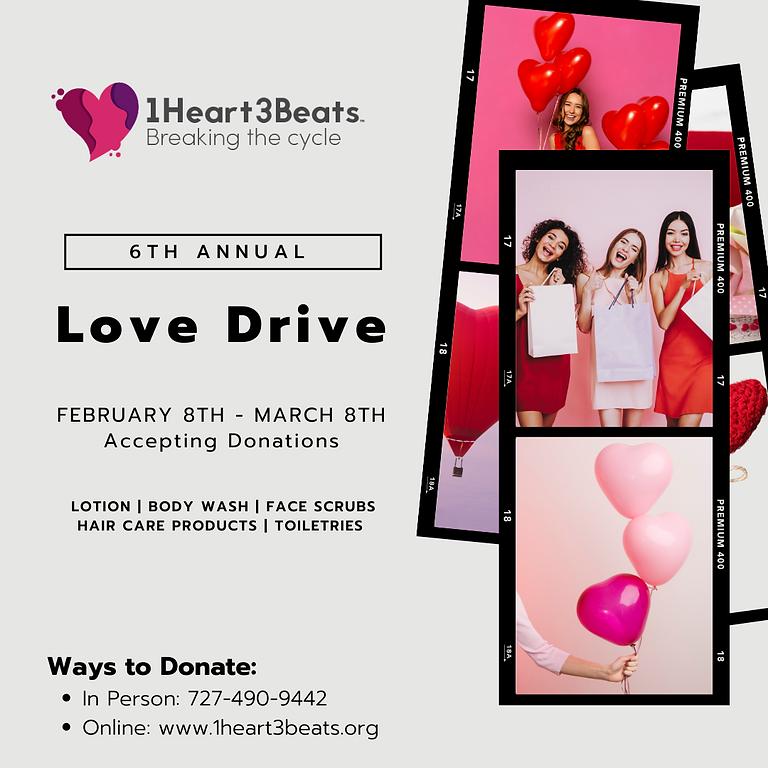 6th Annual Love Drive