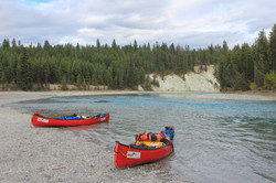 Kootenay River Campsite