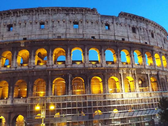 A eterna e fascinante Roma