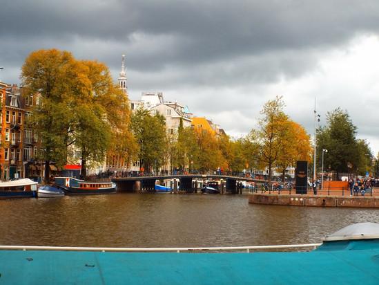 Dois dias na impressionante Amsterdam (Parte 1)