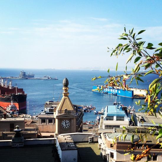 Bate e Volta desastroso de Santiago para Viña del Mar e Valparaíso: a saga do primeiro dia no Chile