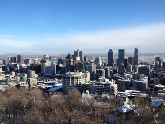 Montreal: um passeio pela cidade e o nosso Reveillon