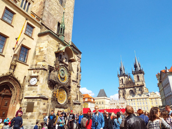 Dois dias na bela Praga (Parte 1)