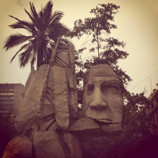 Santiago: um passeio pelo centro histórico