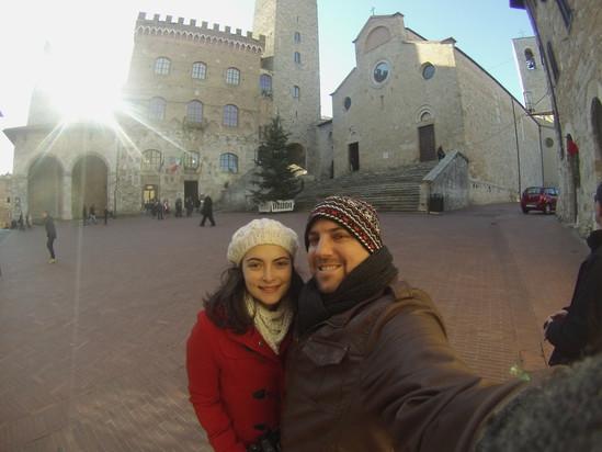 Bate e Volta: Bolonha a Toscana - as mil torres de San Gimignano