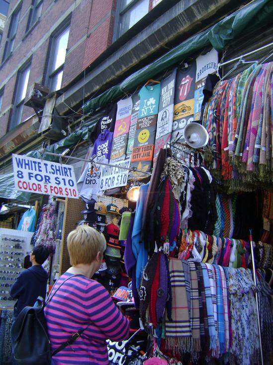 Nova York: Soho, Chinatown & Little Italy