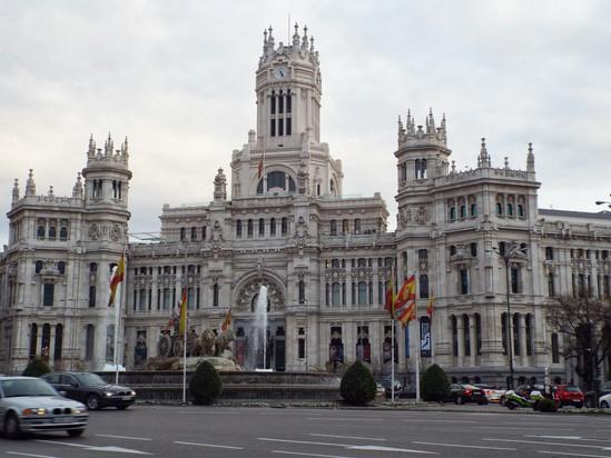 Madrid: a Gran Vía e os Museus