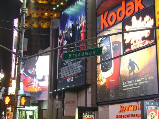 Nova York: Mansfield Hotel e Midtown