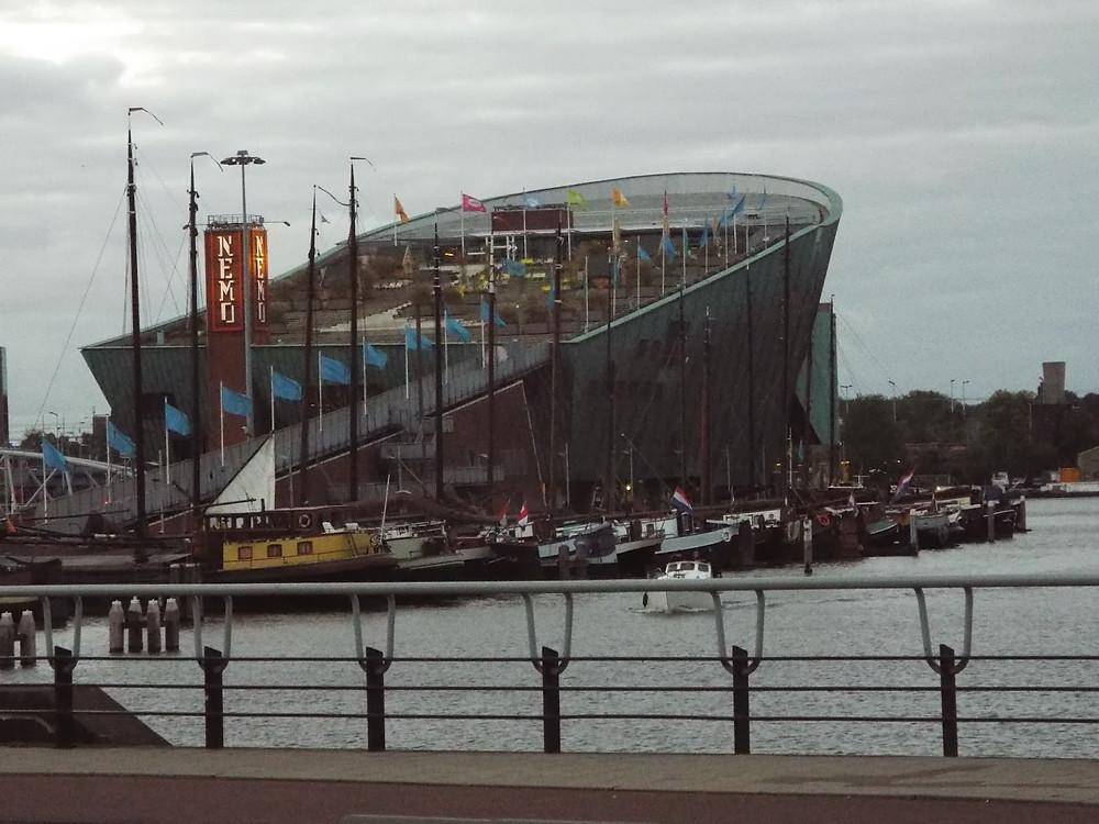 Centro de Ciência NEMO Amsterdam