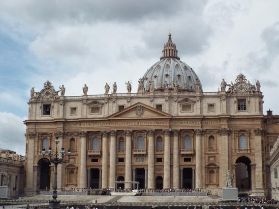 Uma manhã pelo Vaticano
