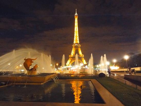 Quatro Dias na Linda Paris (Parte 1)