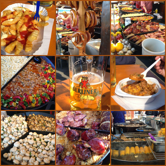 Onde comer em Berlim: porque nem tudo é Currywurst!