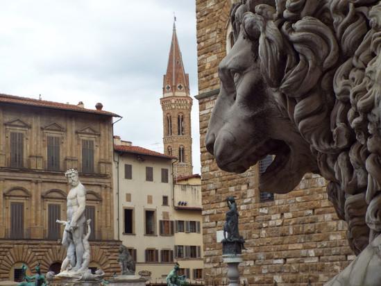 Bate e volta de Roma: Florença