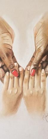 Commission_ Grandma's Hands