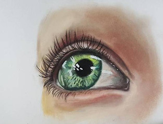 Tutorial on a realistic eye...Tips and tricks I've learned along the way...