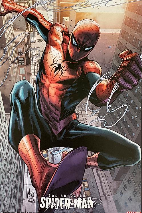 Limited Edition Marvel Print: Superior Spider-Man