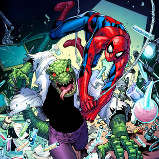 Spider-Man:Reptillian Rage