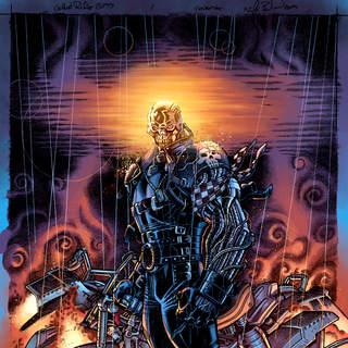 Ghost Rider 2099 Variant