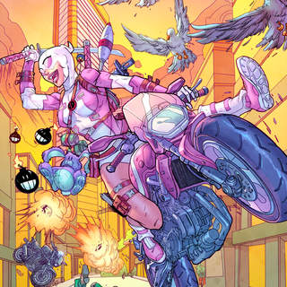 Gwenpool Variant