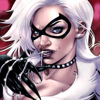 Black Cat 01 Variant