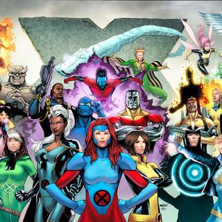 Uncanny X-Men 01 Variant