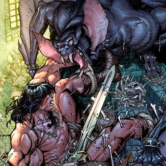 Conan the Barbarian Variant