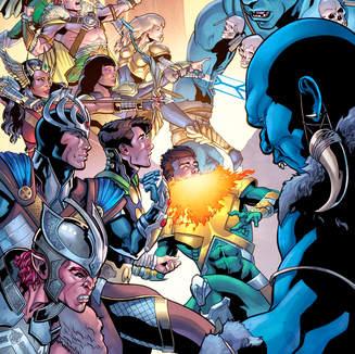 Uncanny X-Men 16 Variant