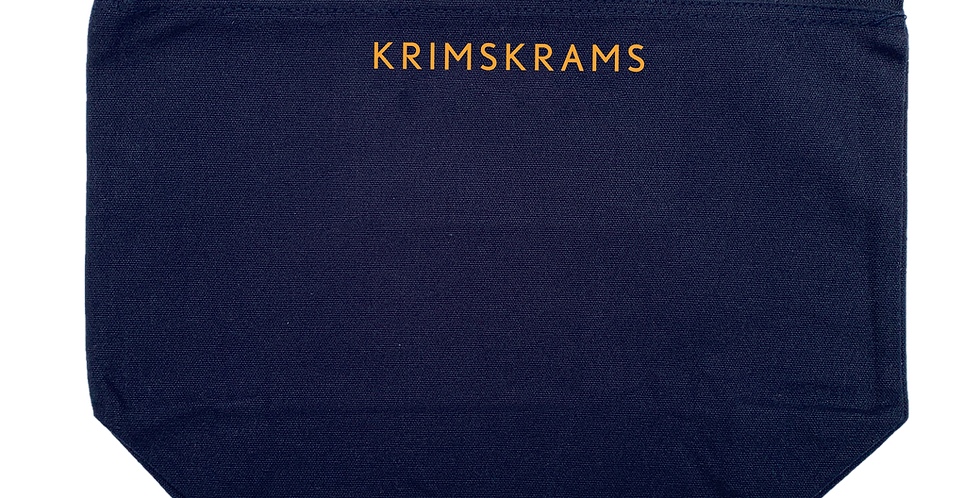 Accessory Bag 'Original' Druck - Large