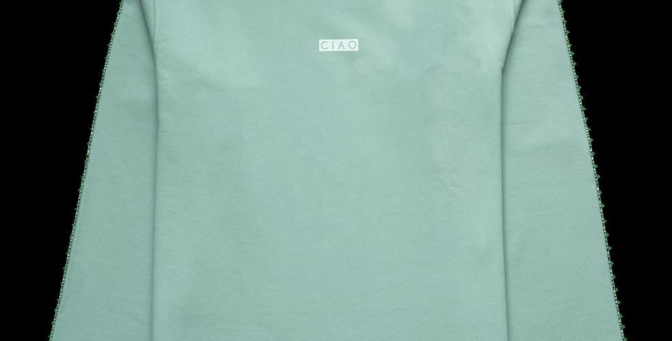 Sweatshirt 'Negative' Druck