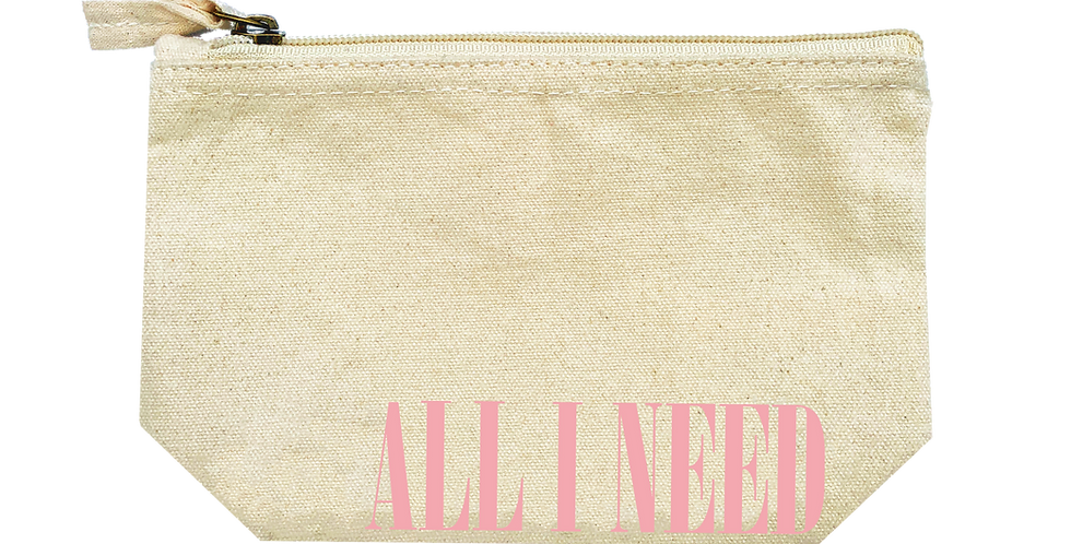 Accessory Bag 'Linearly' Druck - Small