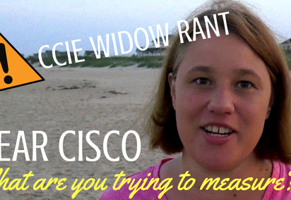 Dear Cisco, I Have A Bone to Pick With You